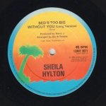 GIVE ME YOUR LOVE - Sheila Hylton