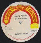 SWEET AFRICA - Earth And Stone