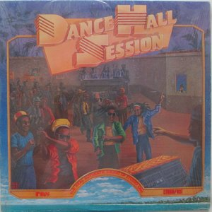 DANCE HALL SESSION - Various Artists