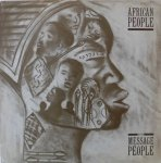 AFRICAN PEOPLE - The Message People