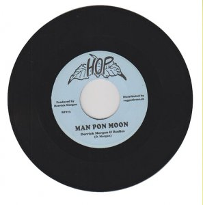 MAN PON MOON - Derrick Morgan