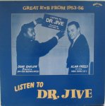 LISTEN TO DR. JIVE - Various Artists