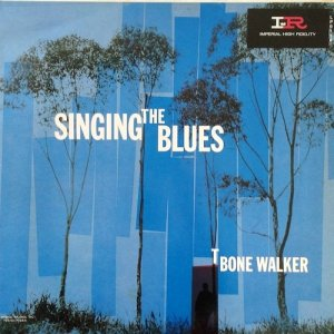 SINGING BLUES - T-Bone Walker