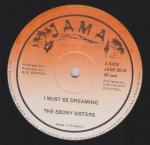 I MUST BE DREAMING - The Ebony Sisters