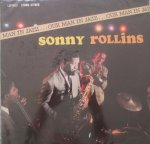 OUR MAN IN JAZZ - Sonny Rollins
