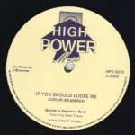 IF YOU SHOULD LOOSE ME - Junior Brammer