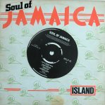 SOUL OF JAMAICA (LP) - V.A.