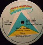 IT'S MY HOUSE - Storm