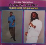 CLASH OF THE 90'S - Pliers meet Junior Moore