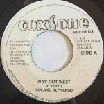 WAY OUT WEST - Roland Alphonso