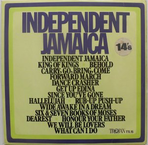 INDEPENDENT JAMAICA (LP) - Various Artists