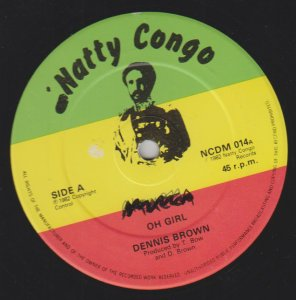 OH GIRL - Dennis Brown