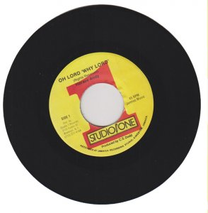 "OH LORD ""WHY LORD"" - Horace Andy"