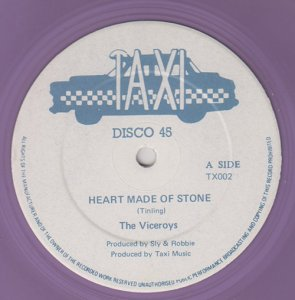 HEART MADE OF STONE- The Viceroys