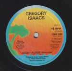NIGHT NURSE - Gregory Isaacs (Disco Mix)