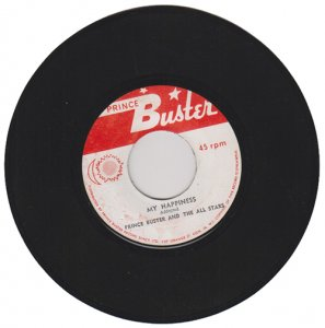 MY HAPPINESS / Human Inst. - Prince Buster & The All Stars