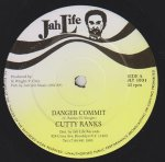 DANGER COMMIT - Cutty Ranks