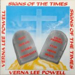 SIGNS OF THE TIMES - Verna Lee Powell