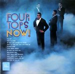 FOUR TOPS NOW - Four Tops