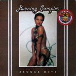 BURNING SAMPLER REGGAE HITS - Various Artists