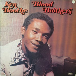 BLOOD BROTHERS - Ken Booth