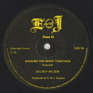 SHARING THE NIGHT TOGETHER - Delroy Wilson