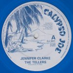 JENNIFER CLARKE - The Tellers