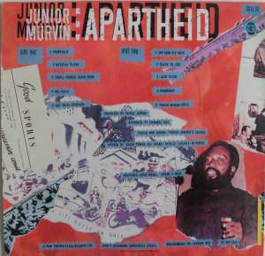 APARTHEID - Junior Murvin