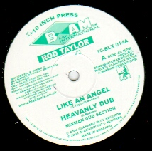 LIKE AN ANGEL - Rod Taylor